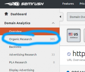 Organic SEO Keyword Research